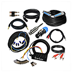 AUDIO-VIDEO-LIGHTING CABLES