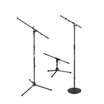 MICROPHONE ACCESSORIES – STANDS
