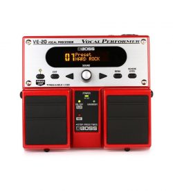 Effects Processors - Vocal Processors