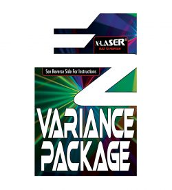 X-Laser EZ Variance Kit