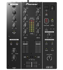 2 Channel - 3 Channel Mixers