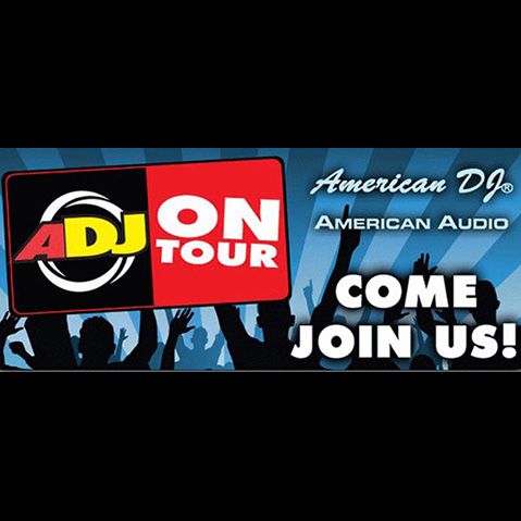 American DJ On Tour 2012