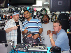 Serato Scratch Clinic