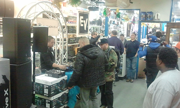 Denon DJ EV Product Showcase