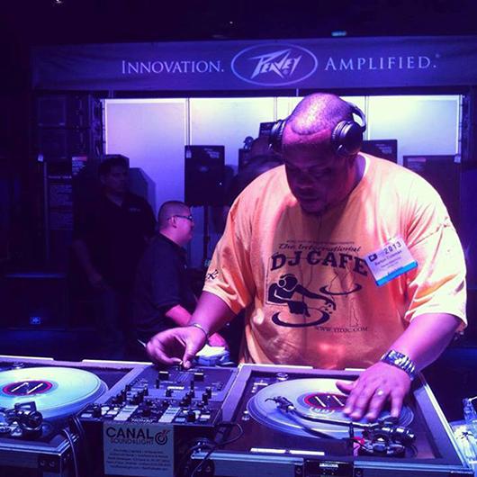 DJ EXPO 2013
