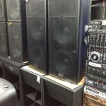 Peavey SP Stack Crown MAE Amps