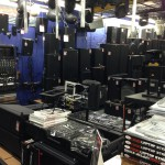 Showroom DJ Pro Sound Lighting