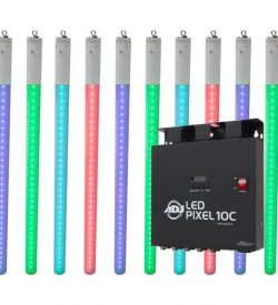 ADJ LED Pixel Tube 360 System 10 Pack