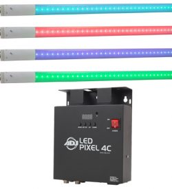 ADJ LED Pixel Tube 360 System 4 Pack