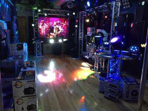 ADJ NYC Lighting Showcase Event 1
