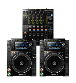 DJ Packages - Rentals