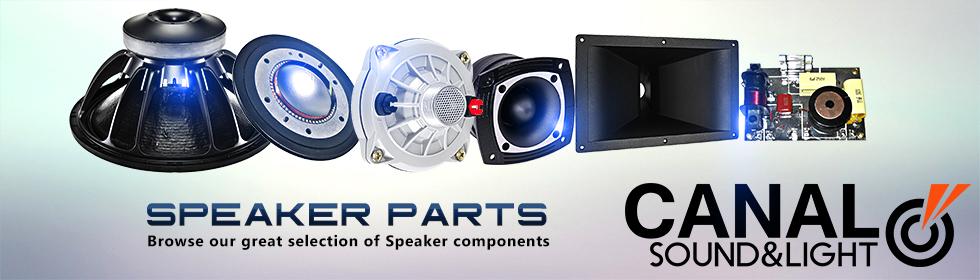 Speaker Parts-Banner