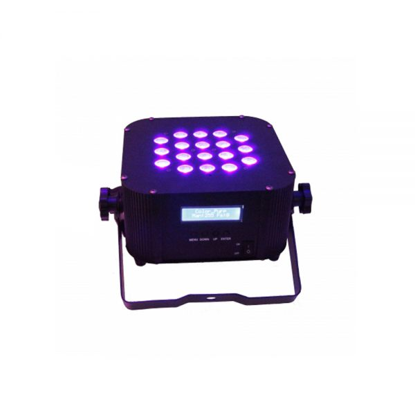 Eternal Lighting Eliteparuv 18 3 Watt Uv Leds 20 X 60 Beam Angle