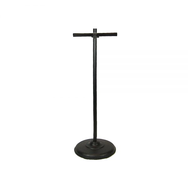 Csl Pipe Base Lighting Boom Stand 8ft 50 Lb Round