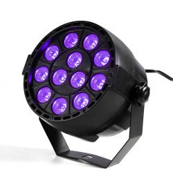 Eliminator Lighting Mini Par UV LED