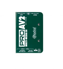 Radial Engineer ProAV2