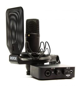 RØDE AI-1 Complete Studio Kit with Audio Interface