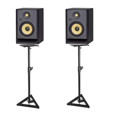 KRK ROKIT 5 G4 + On-Stage SMS6000-P