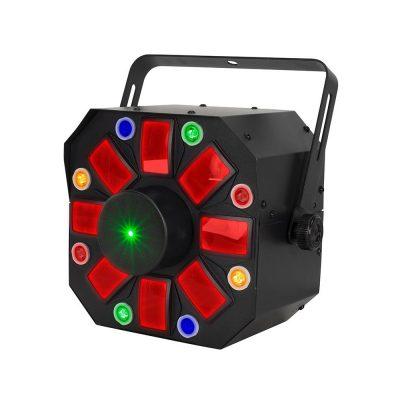 Eliminator Lighting Furious Three RG